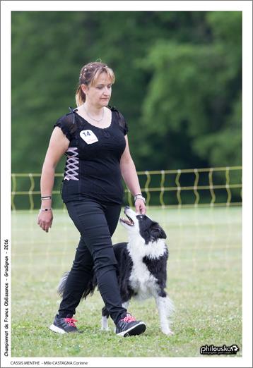 0066-07 mai 2016 - CASSIS MENTHE - Mlle CASTAGNA Corinne