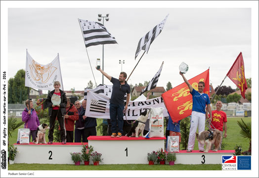 0083-03 juillet 2016 - Podium Senior Cat.C